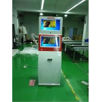 China 17 19 Self Payment Dual Screen Kiosk Anti Explosion With Thermal Printer on sale