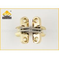 Zamak Folding Door Hardware Small Concealed Hinges Soss Cerniera Manufactures