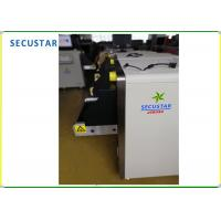 High resolution and penetration X ray Parcel Scanner with dangerous object alarm detection in supermarket Manufactures