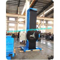 Automatic Electric Lifting Rotary Pipe Welding Positioners High Efficiency Manufactures