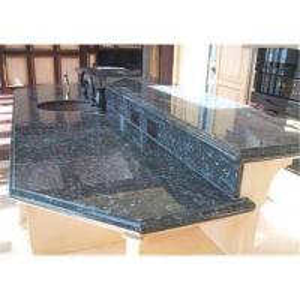 China Blue Granite Sanitary Ware on sale