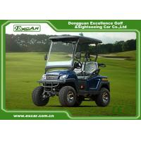 China Lead-Acid Wet Battery Powered 2 Seats Golf Carts / Electric Buggy Car Golf on sale