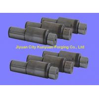 China Ductile Iron Forged Crankshafts 40Cr / 34CrMo4 , Engine Rotating Parts Forged Steel Crankshaft on sale