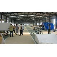 China Continuous Polystyrene Sponge Foam Manufacturing Equipment For Mattress / Pillow on sale