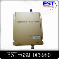 Full-duplex EST-GSM DCS Dual Band Repeater / Mobile Phone Signal Repeater Manufactures