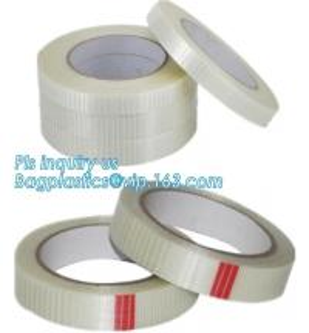 China Filament / Fiberglass Tape Mono Line Filament Tape Promotional Filament Self-Adhesive on sale