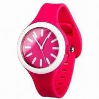 Automatic Sports Quartz Plastic Watch with Japan/China Movement Manufactures