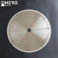 Noferrous metal Cutting Saw Blade , Chop Saw Blade For Cutting Aluminum Manufactures