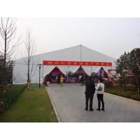 China Steel Frame Custom Event Tent Simple Parking Station High Strength Performance on sale