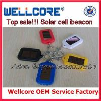 China Solar Cell bluetooth 4.0 chip , low cost iBeacon CC2541 wireless module on sale
