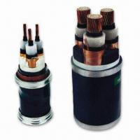 XLPE Insulation Power Cable with Rated Voltage Up to 1 to 35kV Manufactures