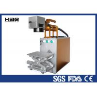 Handheld Fiber 20W  Laser Engraving Machine With SGS Certificate Manufactures