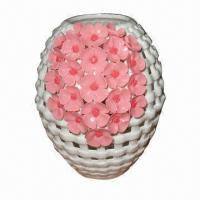 Flower Vase for Home, Office and Garden Decoration