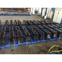 Solar Deep Cycle Battery AGM Lead Acid Battery For Security System , 12v 4.5ah Manufactures