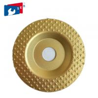 China 4 inch Diamond Masonry Grinding Wheel with Cup Shape for Concrete Marble on sale