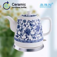 1.2L High quality ceramic electric kettle Manufactures