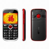 GSM Phone for Old People, with 1,500mA Baterries Manufactures