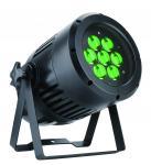 Professional 7Pcs Outdoor LED Par , 110 W 4 In 1 RGBW Zoom Par For Show Manufactures