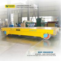 Industry Engineering Industrial Heavy Load Battery Powered Transfer Car for Die Transfer Manufactures