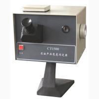 Quality Manual Operation Grey Oil Analysis Equipment Petroleum Oil Color Tester for sale