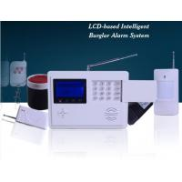 LCD Show Telephone Alarm and Wireless Alarm (ASA-W3) Manufactures