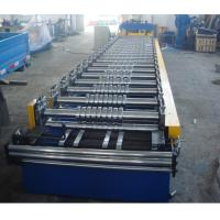 5.5KW Roll Forming Machine For Colored Roof Panel PPGI GI Manufactures