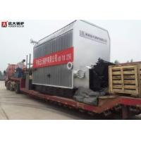Biomass Fired Thermal Oil Heater Boiler , Gas Diesel Oil Boiler YLW , YY W Manufactures