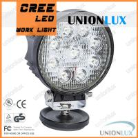 Led Spot Flood Beam 27w LED Automotive Work Lights heavy duty equipment Manufactures