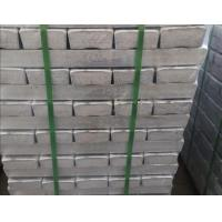 China Mg-Ti Master Alloy Magnesium-Titanium alloy ingot Mg-Ti ingot Mg-10%Ti, Mg-20%Ti ingot on sale