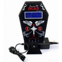 2012 New Professional Lcd Digital Tattoo Power Supply Manufactures