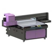 2019 New Multi-function UV Ink Fatbed Printer for Leather and Plastic Printing Manufactures