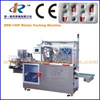 DPB-140P Plastic Candy Blister Packing Machine Manufactures