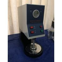 Quality Digital Fabric Thickness Meter ,Test Thickness Range 0.01mm ~ 20.00mm for sale
