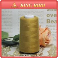 Multicolor Spun Polyester Sewing Machine Thread With Dyed Pattern Manufactures