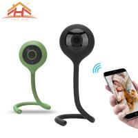 Baby Monitor Two Way Audio 720P HD Mini P2P IP Camera for Home Manufactures