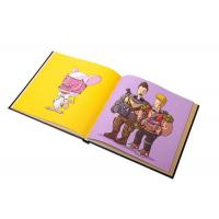 Buy cheap Glossy Cardboard Paperback Children Books Printing Children's Books CMYK Color from wholesalers