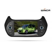 Android 7.1 Fiat Navigation System For Fiat Fiorino Qubo Quad Core Manufactures