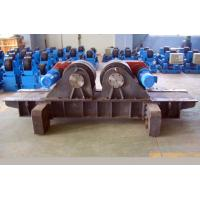 Blast Adjustable Tank Turning Rolls Welding Rotator for Pressure Vessel Manufactures