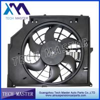 Car Radiator Cooling Fan Motor For BMW E46 E39 3 series 325 330 17117561757 17117525508 Manufactures