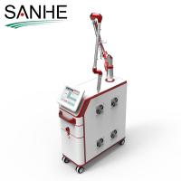 Quality SANHE beauty q switch nd yag laser machine for tattoo removal for sale