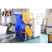 High Stability Plastic Recycling Shredder , Plastic Waste Shredder Equipment Manufactures