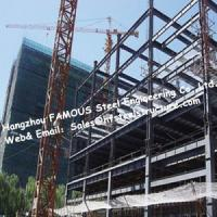 Buy cheap Customized Pre-engineered Steel Building Apartment Steel Structure Contractor from wholesalers