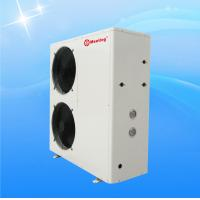 China Energy Saving Air Force Heat Pump , Commercial Swimming Pool Air Source Heat Pump on sale