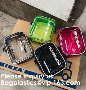 Vinyl Tote Bags Shoulder Handbag,Gym Zippered Tote Bag with Adjustable Shoulder Strap and Wrist Strap for Work Sporting Manufactures