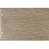 China Wood - Grained PVC Decorative Foil For Furniture MDF WPC Lamination Vacuum Wrapping F6164 on sale