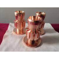 Buy cheap Customized Size Copper Tungsten Alloy Plasma Spray Electrodes And Nozzles from wholesalers