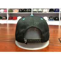 Hot Sales ACE Unisex Characteristic 6 panels Sublimination Print Bill With 3D Embroidery Logo Snapback Flat Brim Cap Manufactures