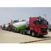 Cement Tanker Trailer for construction,cement factory for export