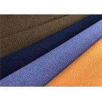 Quality Thick 2/2 Twill Twist Outdoor Waterproof Polyester Fabric Sports For Winter Coat for sale