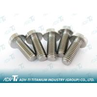 Gr2 Titanium Slotted Cheese Head Screws & bolts Titanium Fastener Manufactures
